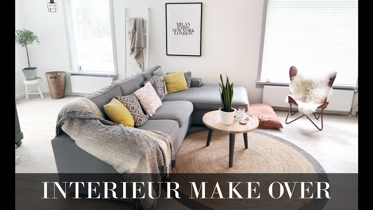 Interieur makeover: Zo maak ik mijn huis herfst proof - YouTube