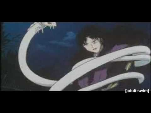 InuYasha The Deleted Scene - [ swim]