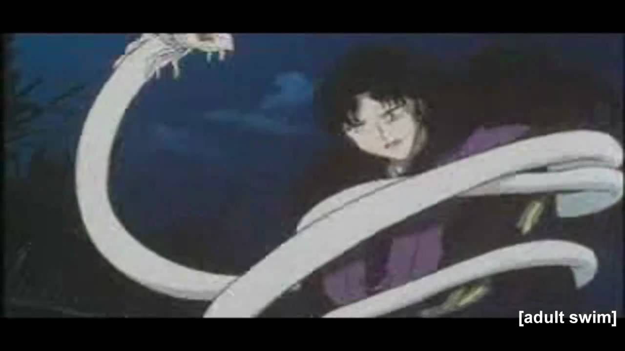 inuyasha Adult swim