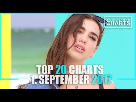 TOP 20 SINGLE CHARTS - 1. SEPTEMBER 2017