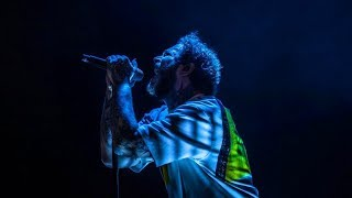 POST MALONE - MUNCHEN (GERMANY LIVE 2019, CONCERT AT THE OLYMPIAHALLE)