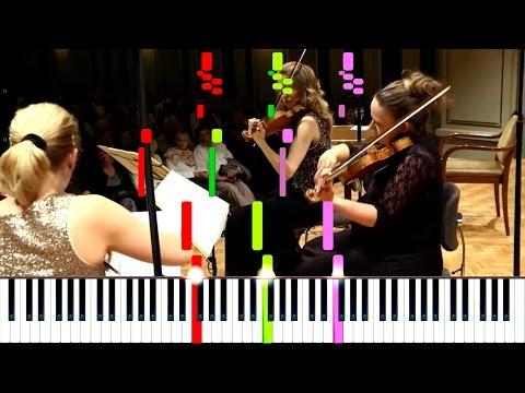 Beethoven: Große Fuge // MEREL QUARTET