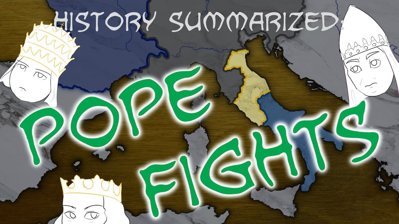 history-summarized-pope-fights