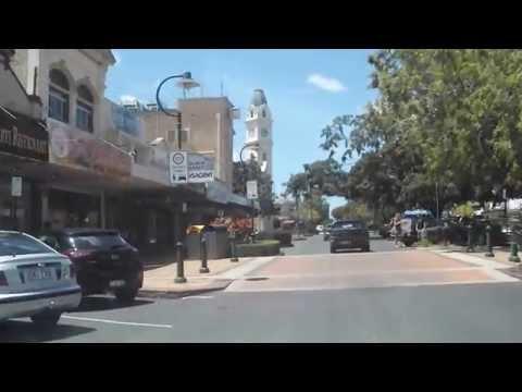 Bundaberg Downtown