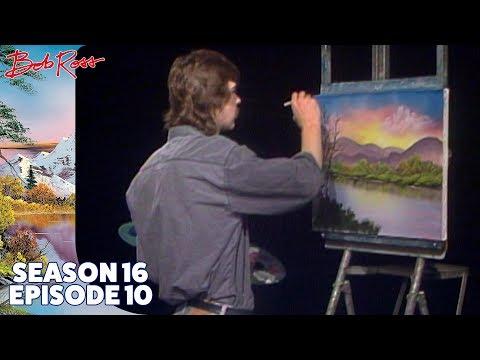 Bob Ross - That Time of Year (Season 16 Episode 10)