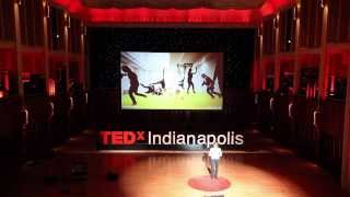 Designing for a better world starts at school: Rosan Bosch at TEDxIndianapolis