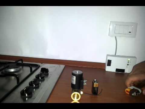 Elettrovalvola bistabile per gas Tekniconvert  In cucinamp4  YouTube