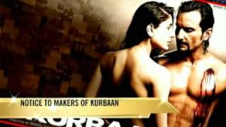 After posters, new controversy for Kurbaan