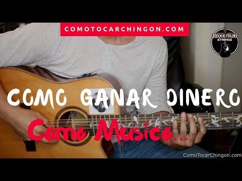 Top 3 Maneras De Ganar Dinero Como Musico