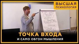 Точка Входа и само обгон мышления Высшая психология и математика трейдинга Сергей Змеев 18