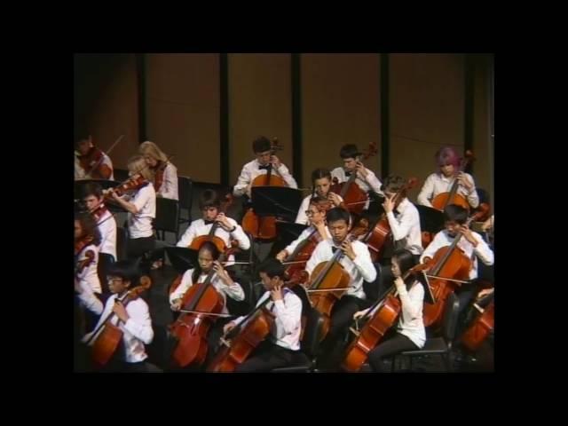 10   Holmes Advanced Orchestra   Monday Symphony No  9, The New World First Movement Dvorak