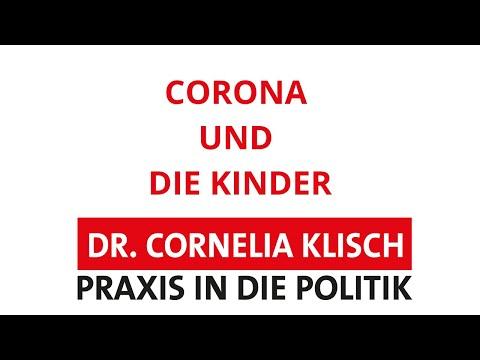 Corona und die Kinder - Dr. Cornelia Klisch - #thueringen