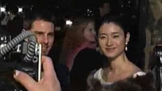 The Last Samurai Movie Premiere