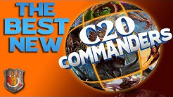 The Best New Commanders from C20 | The Command Zone #325 | Magic: The Gathering Commander