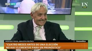Macri - Pichetto: El análisis de Rosendo Fraga, el hombre que predijo la fórmula