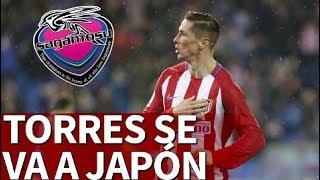 Torres se va al Sagan Tosu de Japón   Diario AS