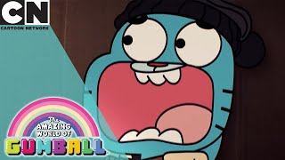 The Amazing World of Gumball | Family of Robbers | Cartoon Network UK