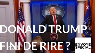 Envoyé spécial. Donald Trump fini de rire ? 5 octobre 2017 (France 2) thumbnail