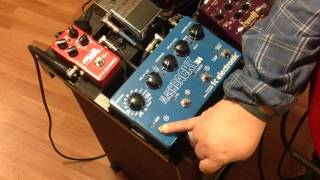 Johnny Hiland and TC Electronic pedals part 2