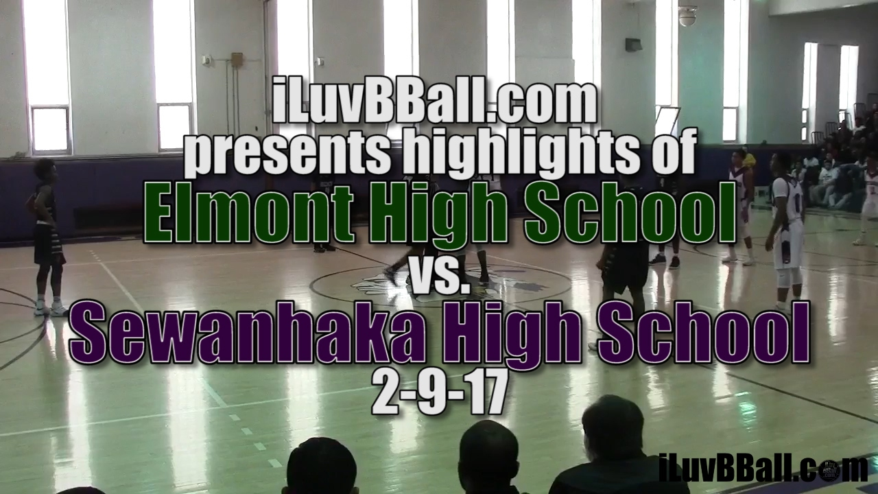 Highlights Elmont vs Sewanhaka