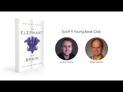 Elephant In The Brain (Book Club, February 2018)