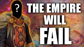 Skyrim - The Empire WILL FAIL! - Elder Scrolls Lore