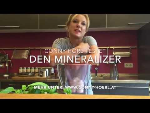 Conny Hörl Testet Den Mineralizer