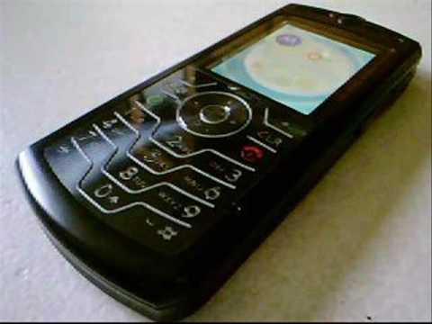 Debranded MetroPCS Motorola SLVR l7c