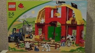 LEGO DUPLO 5649 DUŻA FARMA