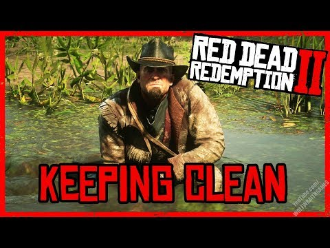 Change Outfits on The Go & Keep Clean - Red Dead Redemption 2 - Appearance Guide
