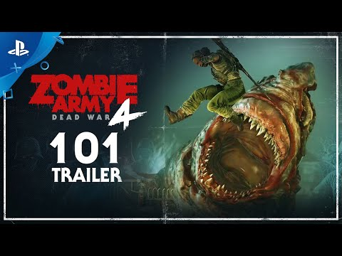 Zombie Army 4: Dead War - 101 Trailer | PS4
