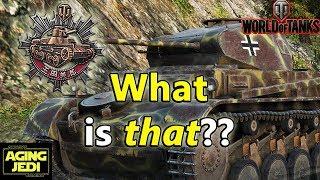 Pz II with Epic Rare Yoshio Tamada's Medal - World of Tanks