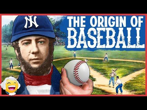 The Origin Of Baseball: Born In New Jersey?