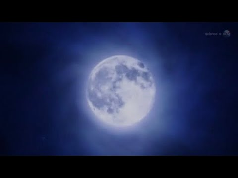 Blue Moon 2019 NASA Reveals Mystic Meaning Of INCREDIBLE Blue Full Moon