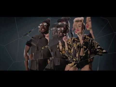 "Will.I.Am - Feelin' Myself (feat. Miley Cyrus) (Club Edit) ""Music Video"""