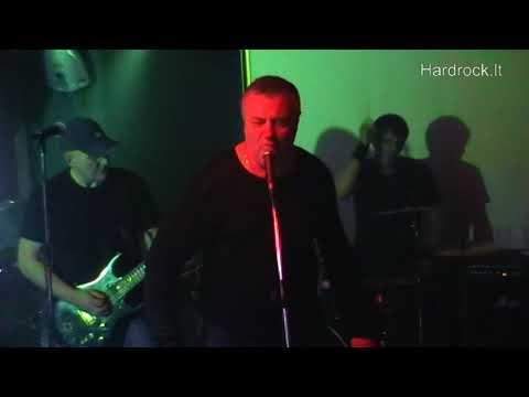 Stresas - Šeši (Live in Vilnius, Metro 2017-12-16)