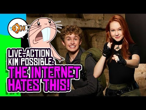 KIM POSSIBLE: Twitter HATES the Live-Action Reboot Trailer!