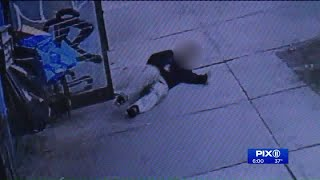 Man shot in the chest while on roof of Brooklyn building