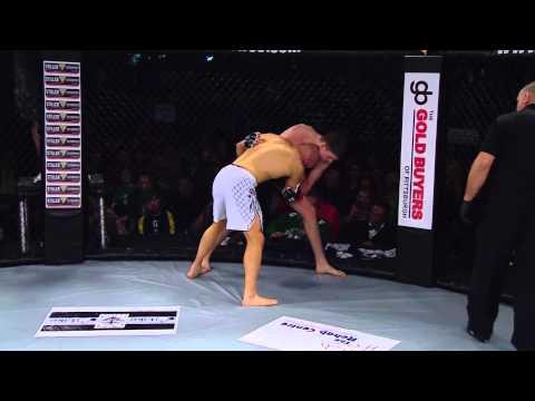 (GOTC MMA 9) Garrett Dush vs. Tony Depietro