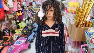 مؤيد طاح بمحل الألعاب 😂🎇🎆