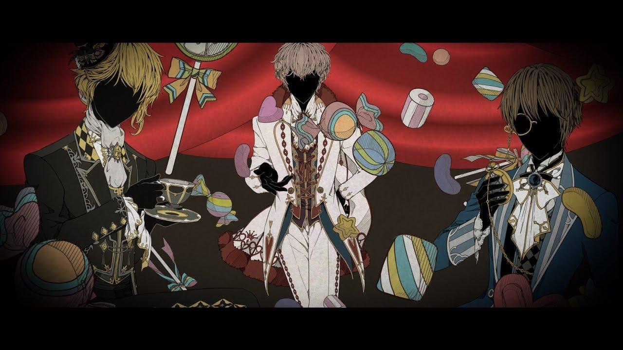 【MV】キャンディアイス・テンプテーション / luz×しゅーず×センラ【XYZ】