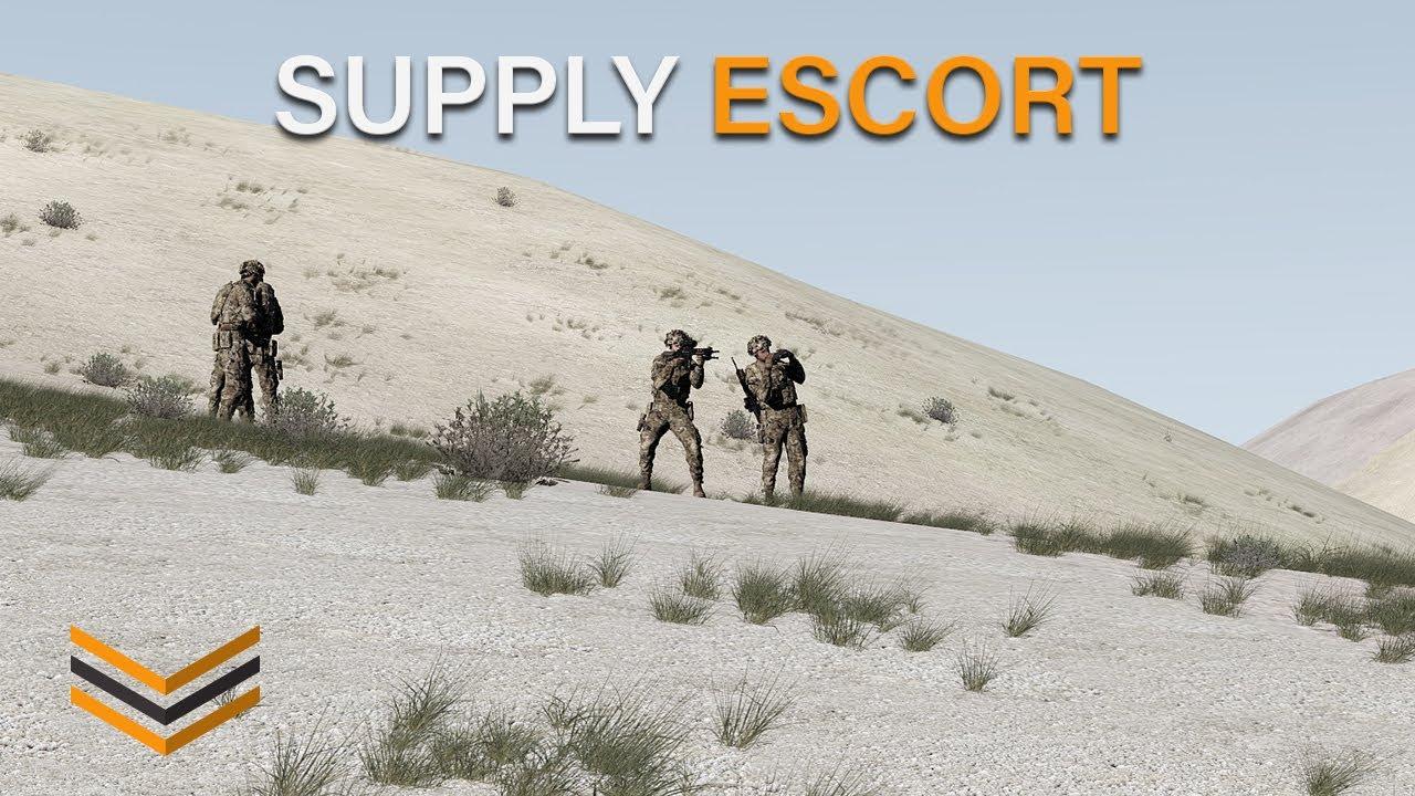 ArmA 3   4thIB: Operation Saracen   Supply Escort