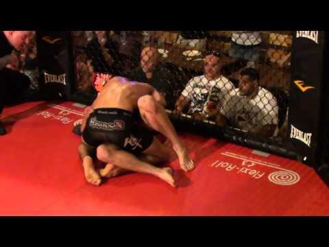 PCFL MMA Sean Dunn vs Roy Ramos