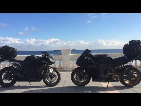 European Motorcycle Tour, Spain, Part 1