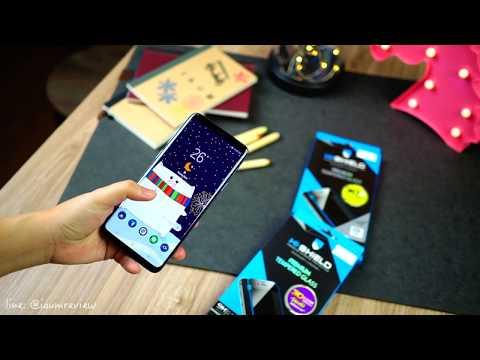 [ ฟิล์ม Galaxy S9   S9 Plus ติดอะไรดี? ] ตอน HiShield รุ่น Case Friendly - วันที่ 12 Mar 2018