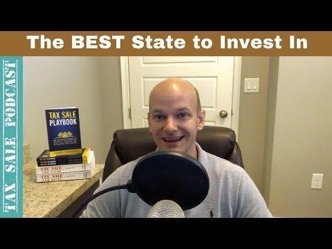 The BEST Tax Sale State - Tax Deeds & Tax Liens