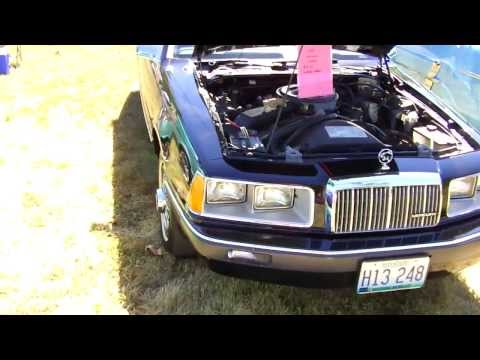 1983 Mercury Cougar with 1470 Actual Miles Walkaround