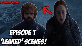 2 LEAKED Episode 1 Scenes! Game Of Thrones Season 8 (Leaked Scenes)