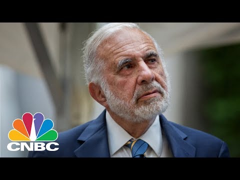 Carl Icahn On Bill Ackman Pulling Out Of His Position In Her