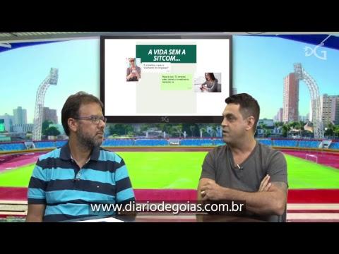 Charlie Pereira e Marcelo Borges debatem o clássico Goiás x Vila Nova
